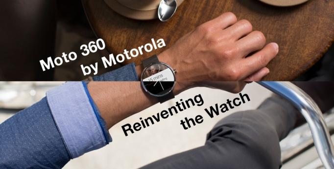 Motorola Moto 360 Intro